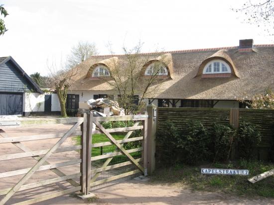 Renoveren 17e eeuwse boerderij voor fam. Collins