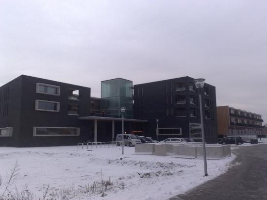 Dolium Gezondheidscentrum met 36 appartementen