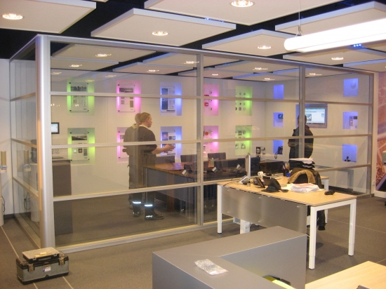 Revitalisatie kantoorpand Markhorst Elektro