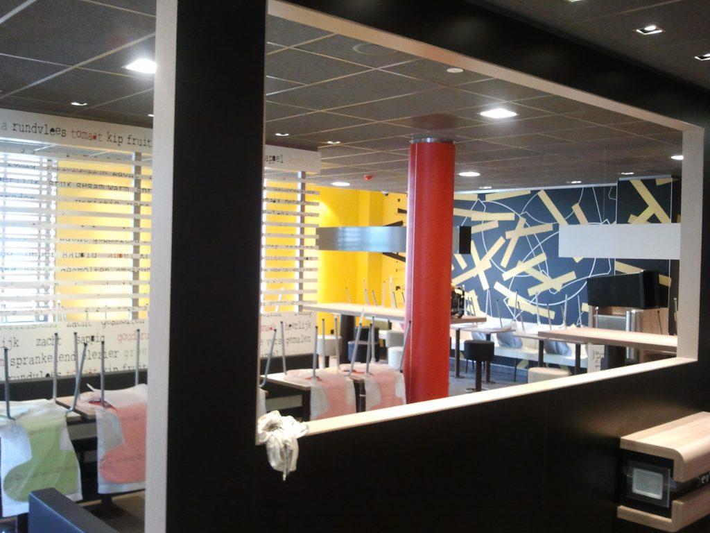McDonald's aan de Demer te Eindhoven